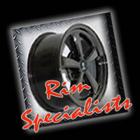 We powder coat rims in any color!