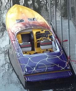 Aluminum swim platforms designed for your larger boat